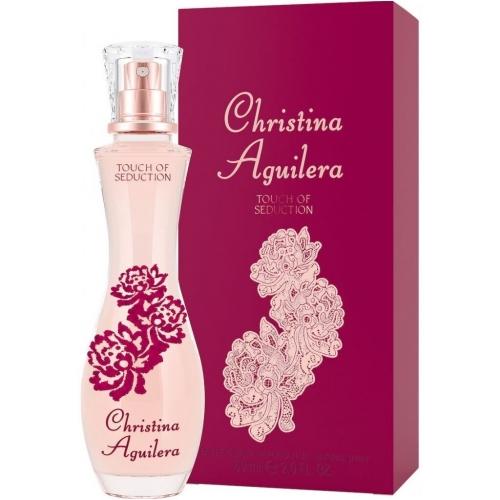 Christina Aguilera Touch of Seduction EDP kvepalai moterims