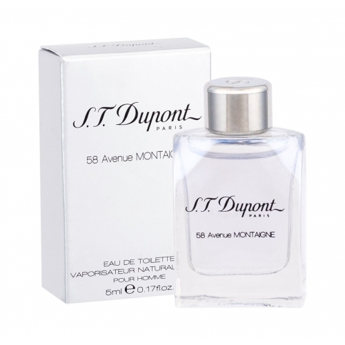 S.T. Dupont 58 Avenue Montaigne pour Homme EDT 5ml kvepalai vyrams