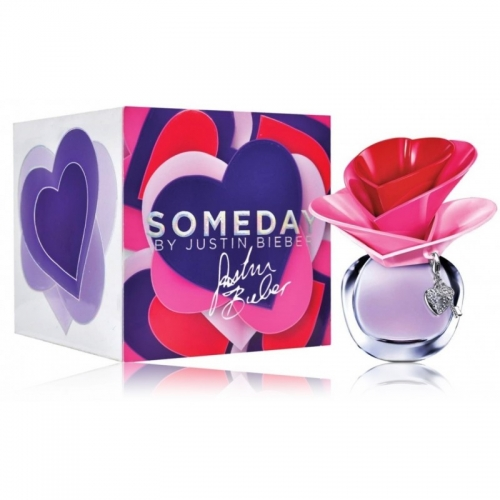 Justin Bieber Someday EDP kvepalai moterims