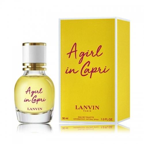 Lanvin A Girl In Capri EDT kvepalai moterims