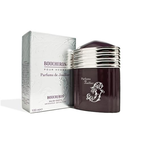 Boucheron Pour Homme Parfums de Joaillier EDT kvepalai vyrams
