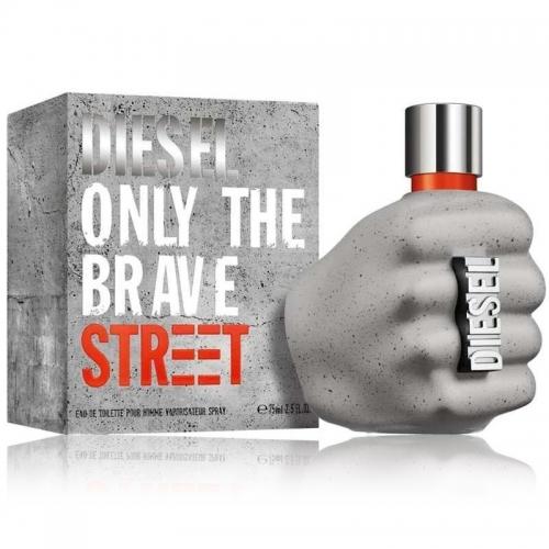 Diesel Only The Brave Street EDT kvepalai vyrams