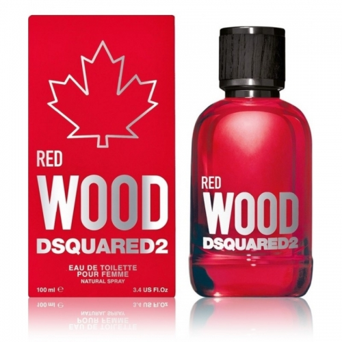 Dsquared2 Red Wood EDT kvepalai moterims