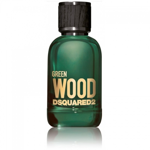Dsquared2 Green Wood EDT kvepalai vyrams