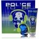 Police To Be Mr Beat rinkinys vyrams (EDT 75ml + 100ml dušo želė)