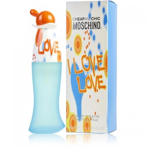 Moschino I Love Love EDT kvepalai moterims