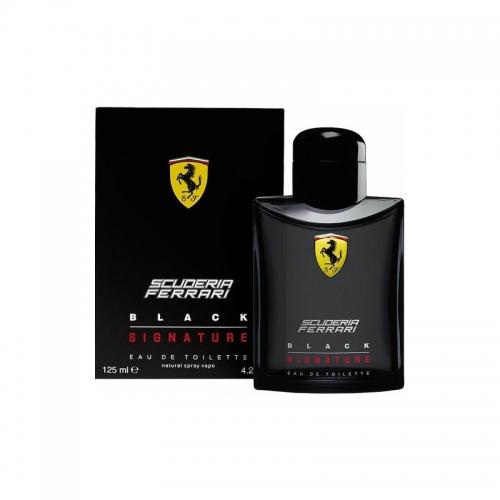 Ferrari Black Signature EDT kvepalai vyrams