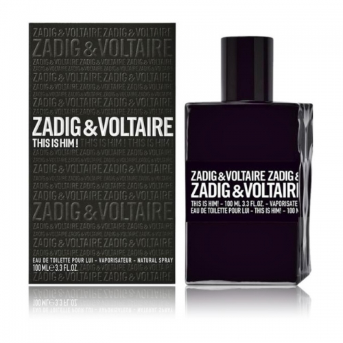 Zadig & Voltaire This Is Him! EDT kvepalai vyrams