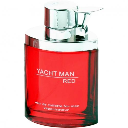 Myrurgia Yacht Man Red 100 ml. EDT kvepalai vyrams