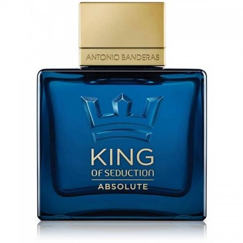 Antonio Banderas King of Seduction Absolute EDT kvepalai vyrams