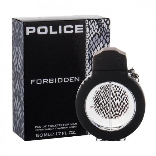 Police Forbidden EDT kvepalai vyrams