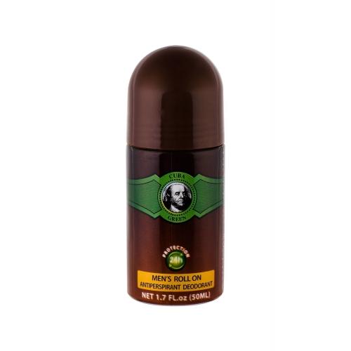 Cuba Green rutulinis dezodorantas vyrams 50 ml