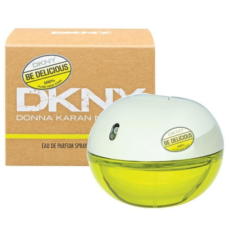 DKNY Be Delicious EDP kvepalai moterims