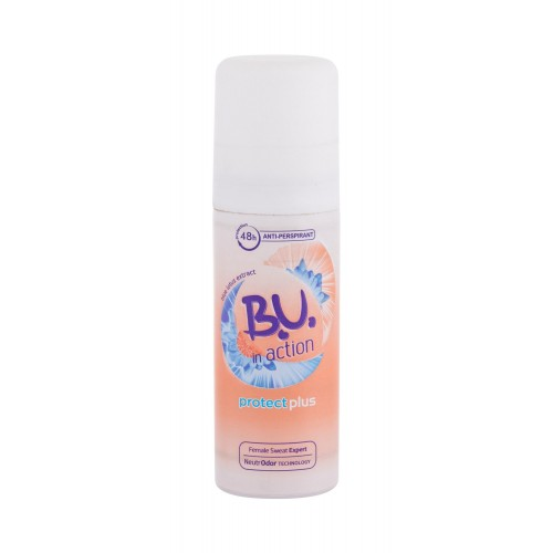 B.U. In Action, Protect Plus, 50ml