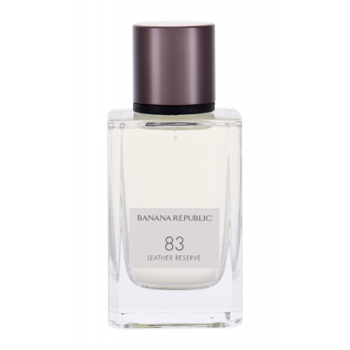 Banana Republic Icon Collection, 83 Leather Reserve, 75ml