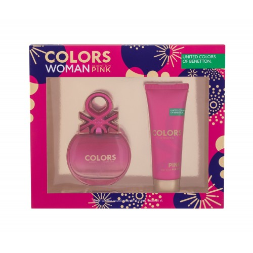 Benetton Colors de Benetton, Pink, 80ml