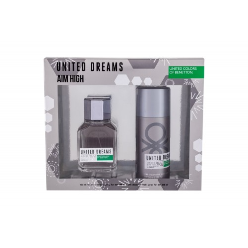 Benetton United Dreams, Aim High, 100ml