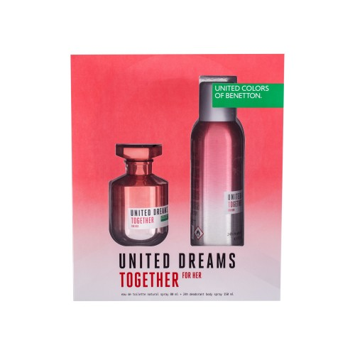Benetton United Dreams, Together, 80ml